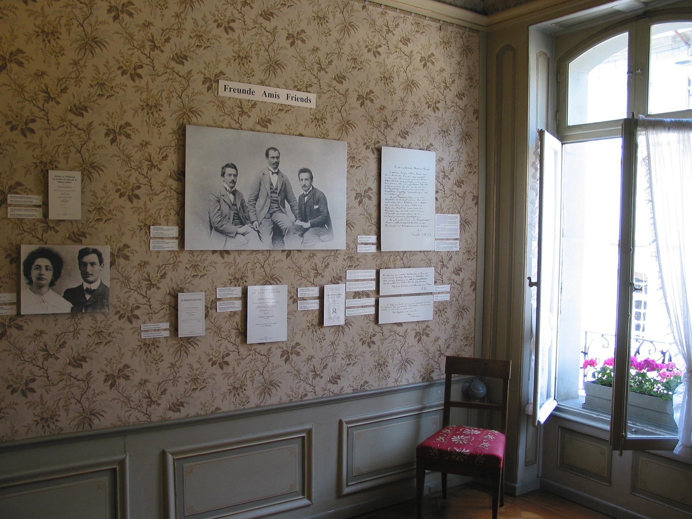 Einstein Haus In Bern
